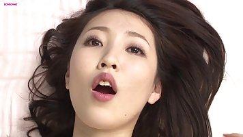 Азиатская девушка была одна из самых удивительных сексуальны...