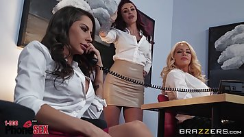 Madison Ivy is doing everything that needs to be done, to ge...