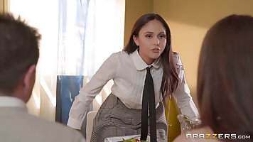 Chanel Preston and Ariana Marie are fucking like whores ever...