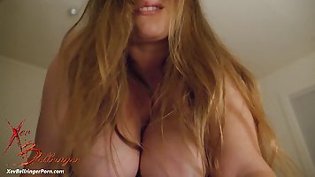 Horny housewife desperately needs a good fuck or at least ju...