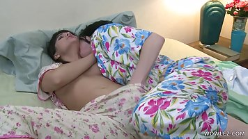 Veruca James and her kinky girlfriends are often making love...