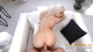 Elsa Jean is a fresh, small titted blonde slut, who likes to...