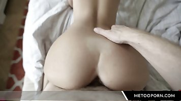 Lovita Fate is making a new porn video in a hotel room, with...