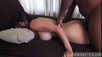 Mia Khalifa is having casual sex with a handsome, black man,...